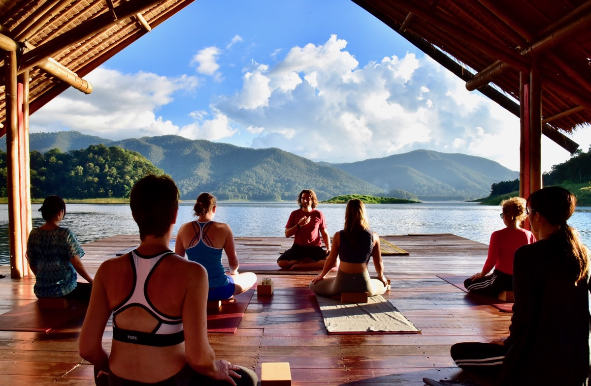 Thailand Yoga Retreats