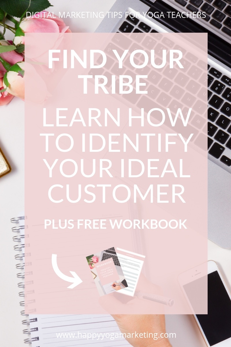 Find your tribe - how to identify your ideal customer