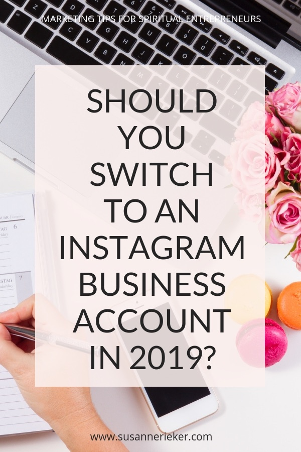 Should you switch to an Instagram Business account?
