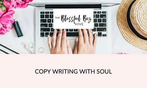 copywriting with soul