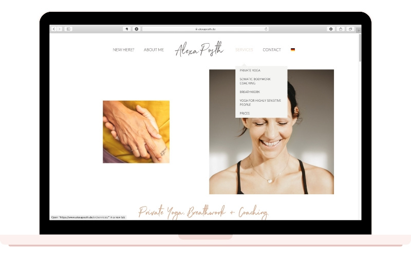 10 Tips to Create Your Epic Yoga Website Navigation