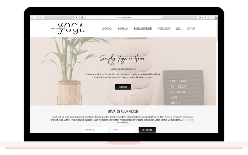 10 Tips to Create Your Epic Yoga Website SEO