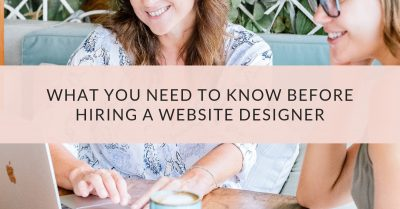 What You Need to Know Before Hiring a Website Designer