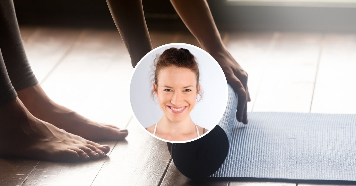 How to build a successful yoga career with Anastasia Shevchenko from Berlin Yoga Conference
