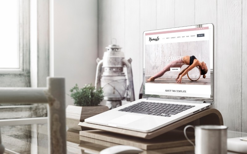Yoga Teacher Website Masterclass