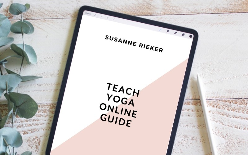 Free Teach Yoga Online Guide