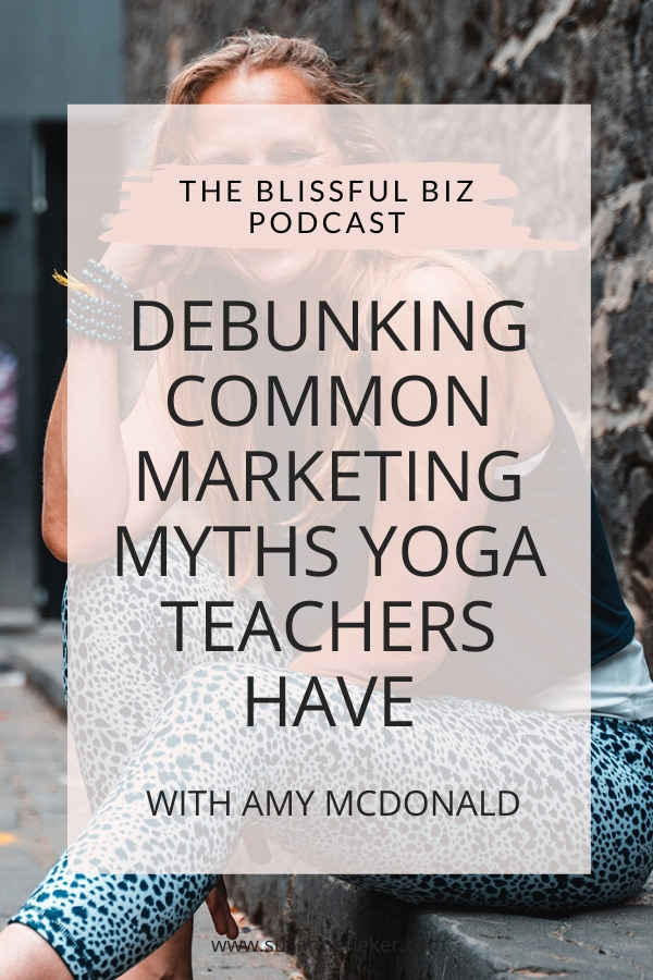 Debunking Common Marketing Myths with Amy McDonald