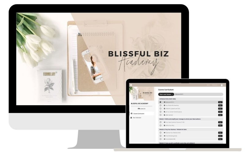 Blissful Biz Academy