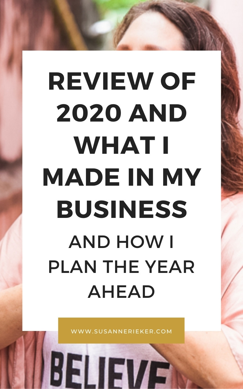 Reflections on 2020 and How to Plan the Year Ahead